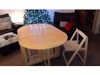 SOLD Table and Four Chairs SOLD Thanks for all enquiries