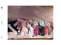 Baby girls clothes bundle 3-6 months clothing