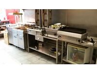 pizza and chicken food shop for sale