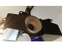 """Acer X1383WH 3100 Lumens WXGA DLP 3D Projector + 72"""" HD BLACK Electric projector"""