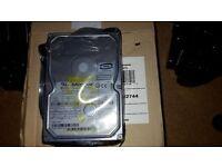 HARD DRIVE: In original packaging 80GB. see photos