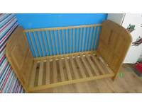 Obaby Cot Bed 0-5yrs