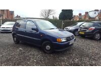 1999 Volkswagen Polo 1.0 5 Door WITH VERY LONG MOT BARGAIN VW