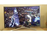 "Samsung UE40K5500 40"" 1080p Full HD Smart Slim Flat LED TV Built in WiFi Freeview"