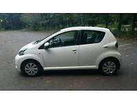 2014 Toyota Aygo Move 5dr With Sat Nav Air Con Zero Road Tax And Manufacturers Warranty etc.