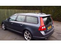 Volvo V70 R Design Estate 2.0 D R-Design 5dr Manual 88,000 miles