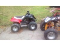 100cc apache kids quad open to offers