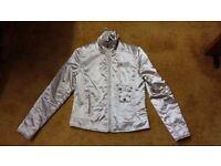 Women CANTARANA size M satin coat jacket
