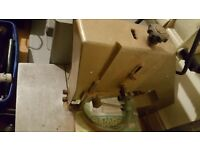 Burgess band saw