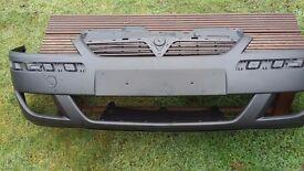 new facelift corsa c front bumper [no trim]