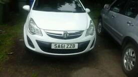vauxhall corsa derived van