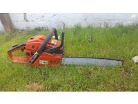 Tanaka ecv4501 petrol chainsaw