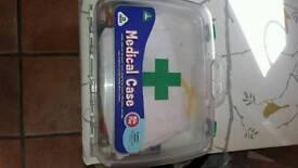 Children's medical case box