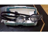 Prescription Swimming Goggles Anti Fog -3.0 Hilco