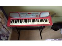 X Factor keyboard organ