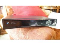 BT VISION PACE SET TOP BOX/ VIDEO RECORDER 160GB H/DRIVE DiT7831/05 2B 2 AVAILABLE £15 EACH