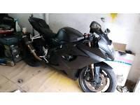 Suzuki gsxr 1000 k5 (engine noise) swap k1 k2 gsxr 1000