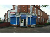 Shop To Let -LE3-2BJ