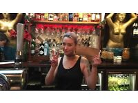 Experienced bar staff for iconic busy pub in Greenwich