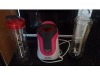 Breville 300 W Blend Active Personal Blender and Spare Bottle Bundle