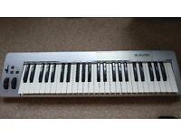 M Audio Keystation 49e - Midi Keyboard