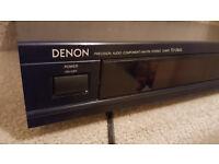 Stereo Tuner Precision Audio Component Denon