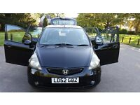 2002 Honda Jazz 1.4 i-DSI SE 5dr Service History, Fully HPI Clear One owner from 2009 @07725982426