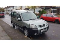 PEUGEOT PARTNER 2.0 HDI VERY GOOD RUNNER 1 YEAR MOT LOOKS AND DRIVES SUPERB!!! EXCELLENT CAR!!