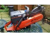 Husqvarna K760 petrol disc cutter