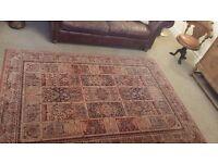 Beautiful large wool area rug