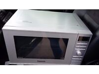 Panasonic combination microwave grill oven