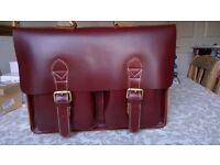Mens Full grain Leather Briefcases
