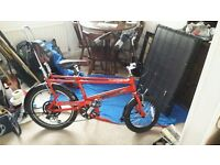 RALEIGH CHOPPER LIMITED EDITION SIX SPEED HOT ONE