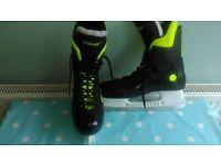bauer ice skates size 11