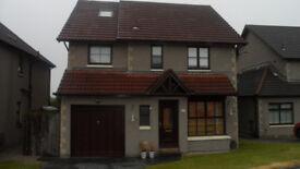 4 bedroom detached house to rent Wellside Road, Kingswells, Aberdeen