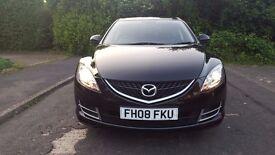 Mazda 6 new shape drives excellent full mot full service history mazda dealer,just serviced now.