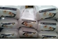 Wholesale Clearance Joblot: 60 x Pairs Hotel Quality Deluxe Bounce Back Pillows
