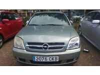 2004 VAUXHALL VECTRA 1.8 LEFT HAND DRIVE in excellent condition
