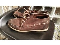 TIMBERLAND classic boat only 15£!!!!! wear 41-42 eur size