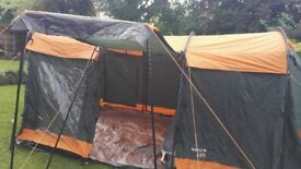 Large 2 bedroom tent