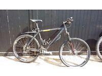 """Hard tail Claude Butler 26"""" Mountain bike."""