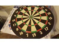 Harrows darts board game