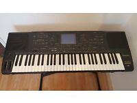 Technics KN2000 keyboard
