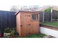 Compact Garden Shed
