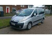 Citroen Dispatch 9 Seater Solihull Taxi Wheelchair