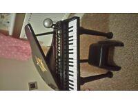 Childrens grand piano