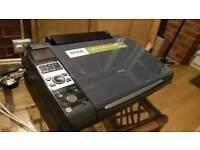3-in-1 Epson Printer, Scanner & Copier.
