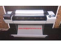 HP DESIGNJET T2300 POSTSCRIPT PRINTER /SCANNER /COPIER
