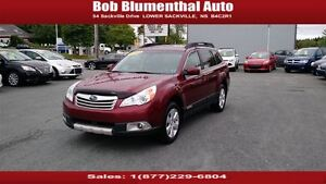 2012 Subaru Outback 2.5i Touring ($69 weekly, 0 down, all-in, OA