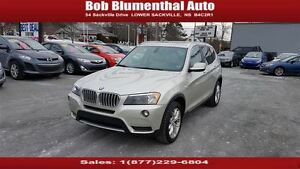 2011 BMW X3 xDrive w/ Nav Financing Available